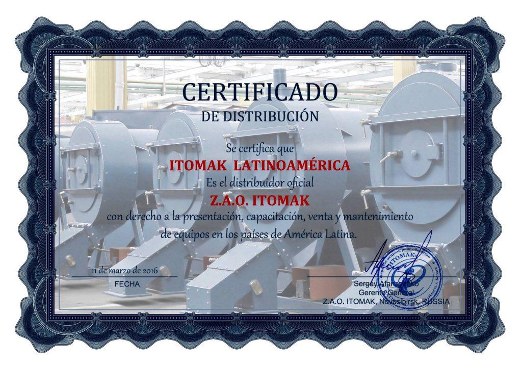 certificado-de-distribucion-itomak-la